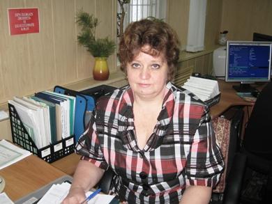 Начальник отдела: Букова Елена Павловна