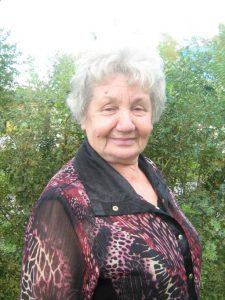 Сокова Алевтина Николаевна