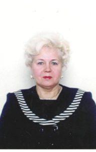 На фото: Звездина Наталья Семеновна