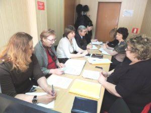 Заседание рабочей группы по вопросам ветеранов