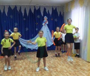 Танцевальный коллектив Овация
