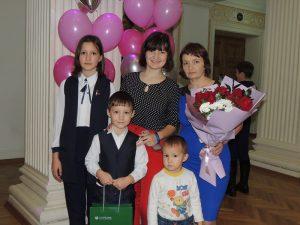 семья Шамитовых